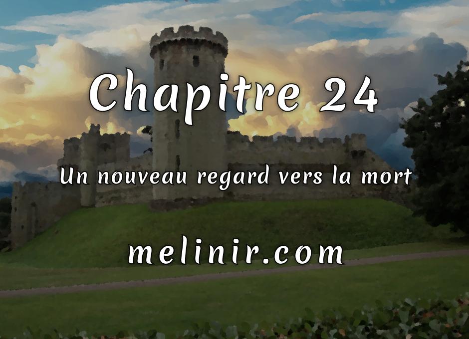 Melinir Tome 1 - Chapitre 24 - Un nouveau regard vers la mort