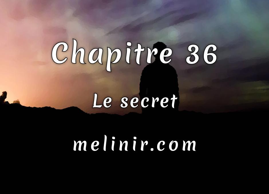 Melinir Tome 1 - Chapitre 36 - Le secret