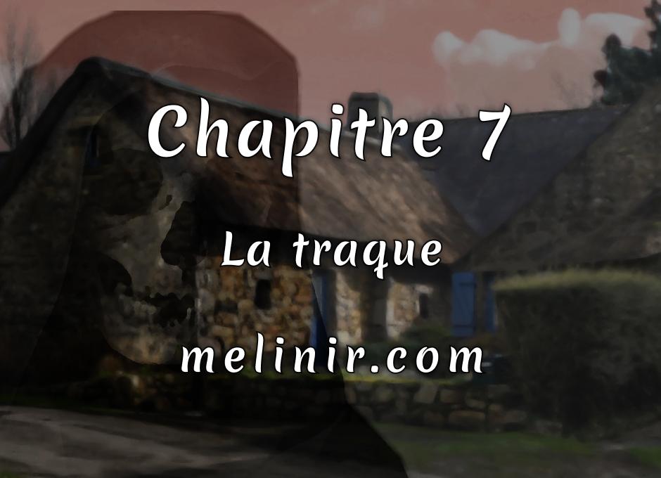Melinir Tome 1 - Chapitre 7 - La traque