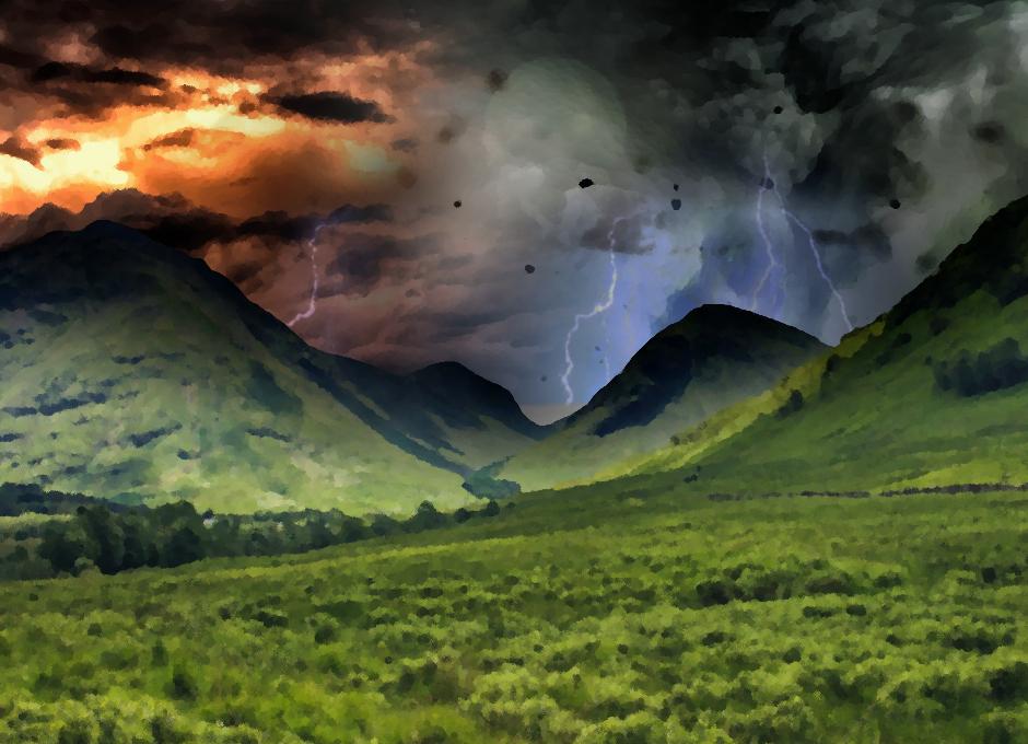Melinir - Région des tempêtes